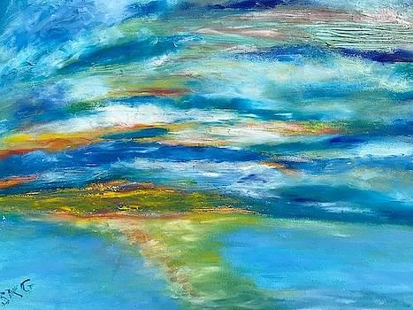 Rhapsody in BLUE by Susan Grunin