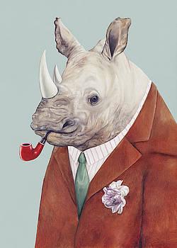 Rhinoceros by Animal Crew