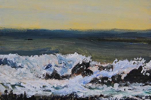Rhythm of the Waves by Michael Helfen
