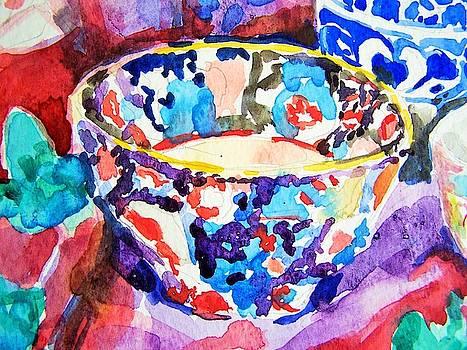 Rice Bowl by Aletha Kuschan