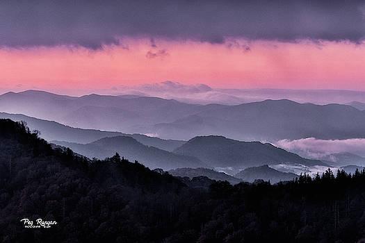 Riding the Ridges by Peg Runyan