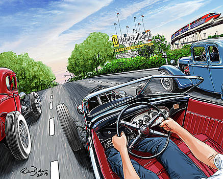 Riff Raff Race 6 by Ruben Duran