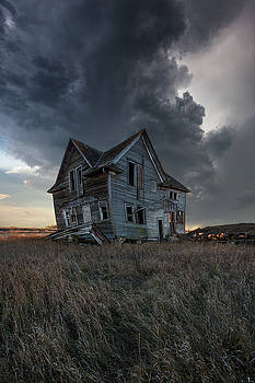 Right Where It Belongs by Aaron J Groen