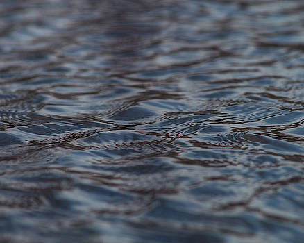 Rippling Water by Philip A Swiderski Jr