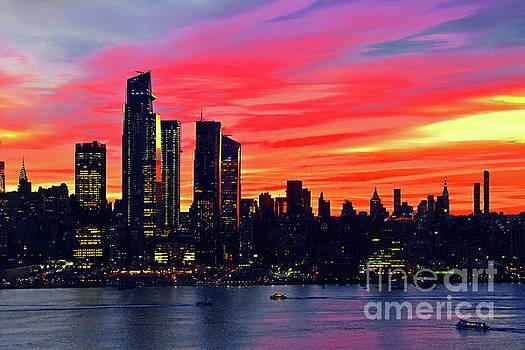 Regina Geoghan - Rise and Shine NYC
