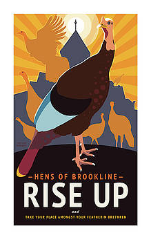 Rise Up by Caroline Barnes