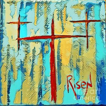 Risen by Jessica Eli