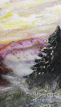 Sharon Williams Eng - Rising Mountain Mist 300