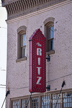 Ritz Theatre on Route 66 by Catherine Sherman