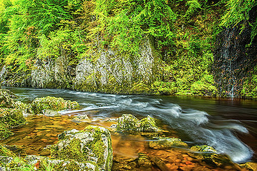 David Ross - River Garry, Pass of Killiecrankie