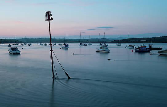 River Marker by Helen Northcott