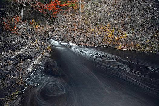 River Meets Reservoir by Brian Hale