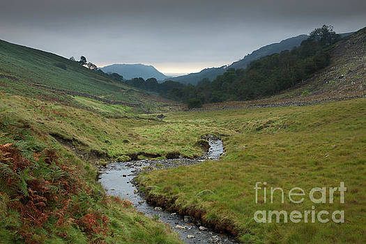 River Mite and Muncaster Fell by Gavin Dronfield