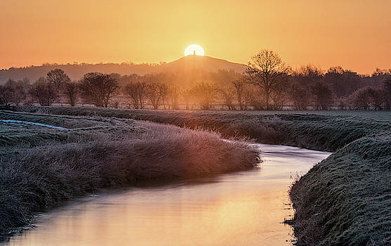 River Of Gold by Kev Pearson