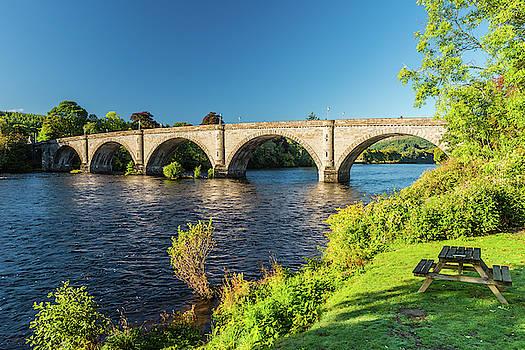 David Ross - River Tay, Dunkeld, Perthshire