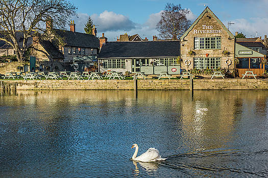 David Ross - River Thames, Lechlade, Gloucestershire