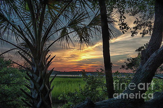 Rivertowne Sunset Paradise by Dale Powell