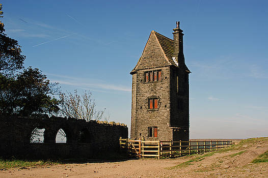 RIVINGTON. The Pigeon Tower. by Lachlan Main