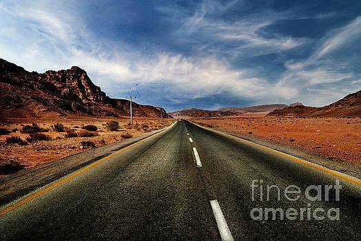 Road by Jelena Jovanovic