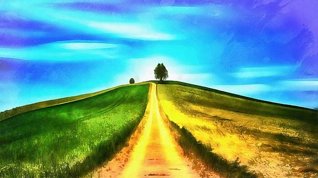 Road of Life by Harry Warrick