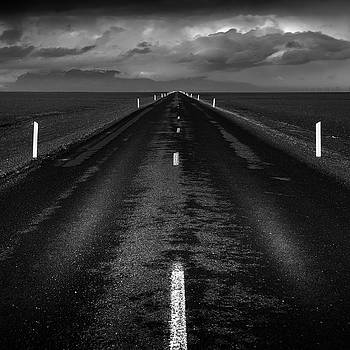 Road One, Iceland by Peter OReilly