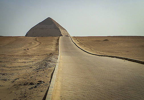 Road to Pyramid by John Wilkinson