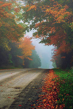Road Trip to Fall by Su Buehler