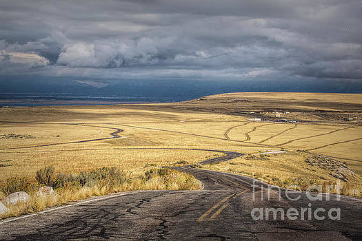 Roads and Valleys by Randy Kostichka