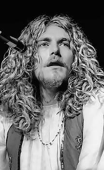 Robert Plant Zeppelin by Daniel Hagerman