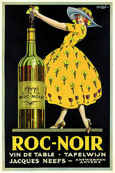 Roc-Noir by Gary Grayson