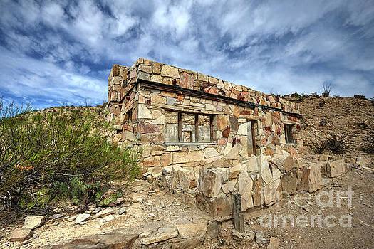 Rock House by Joe Sparks