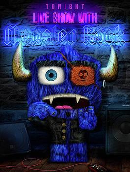 Rock Monster  by Felipe Navega