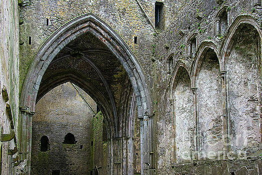 Bob Phillips - Rock of Cashel Cathedral Two
