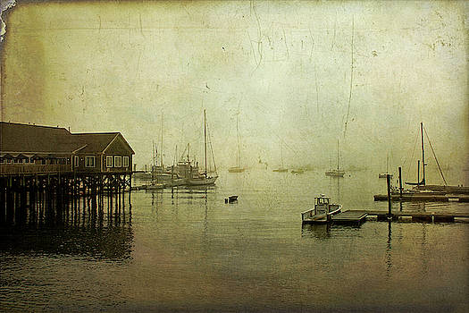 Rockland Harbor 2 by Cindi Ressler