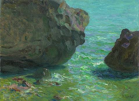 Rocks at Cap Negret sp by Ben Rikken