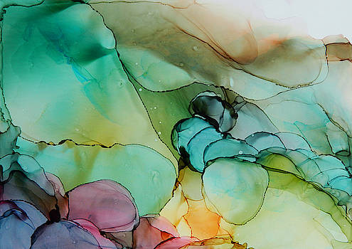 Rocks Roll by Rowena Delfter