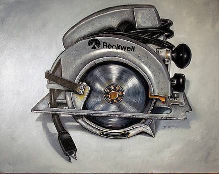 Rockwell by Vic Vicini