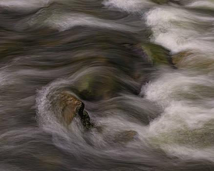 Rocky creek by Ulrich Burkhalter