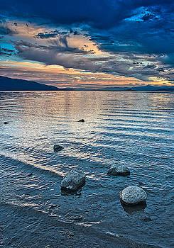 Rocky Lake Vista by Tom Gresham