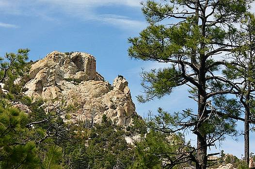 Rocky Peak by Sarah Lilja