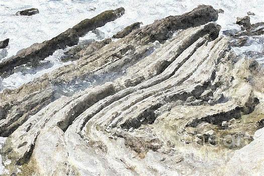 Rocky Waters by Katherine Erickson