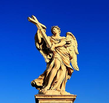 Roman Angel by Catie Canetti