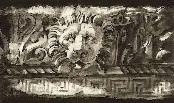 Roman Relic V Wall Art by Ethan Harper
