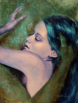 Romance With A Chimera II by Dorina Costras