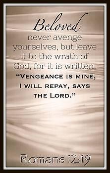 Romans 12 19 by David Norman