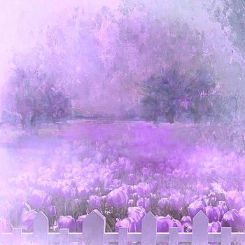 Romantic Spring by Jeff Burgess