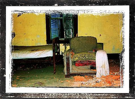Room In An Old House by Constance Lowery