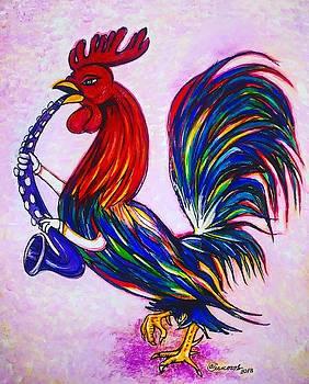 Rooster by Arturo Cisneros
