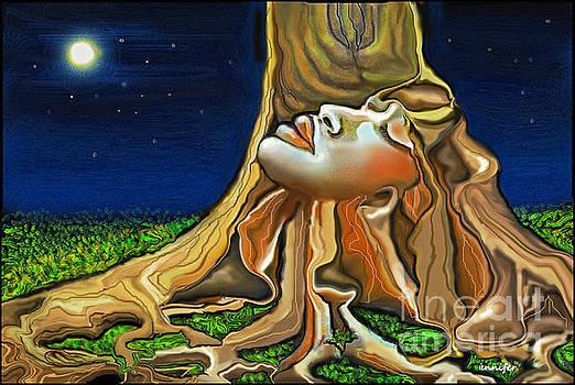Roots 3 by Jennifer Miller
