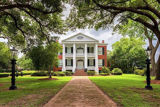 Rosalie - Natchez, Mississippi by Susan Rissi Tregoning